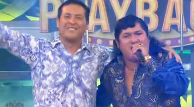 Carlonchito puso a bailar a todos con 'Muchacho Provinciano' en 'Los Reyes del Playback'