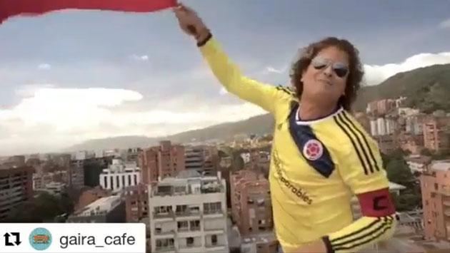 Carlos Vives y su mensaje para el Papa Francisco en Colombia [VIDEO]