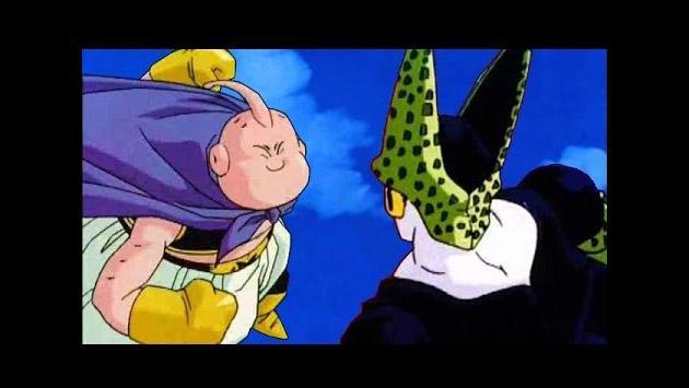 ¿Cell peleando con Majin Boo en 'Dragon Ball'? ¿Cómo? ¿Cuándo? [VIDEO]