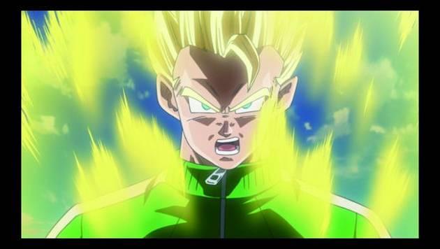 Gana packs de Dragon Ball Z: Fukkatsu no F