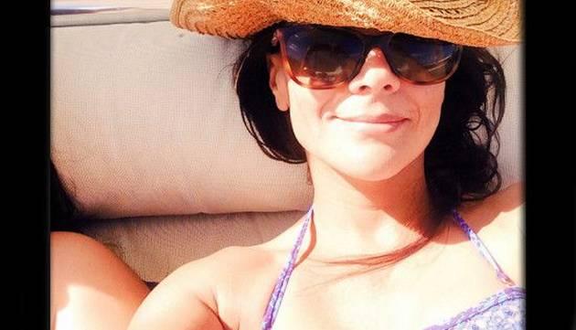 'Charito' de 'Al Fondo Hay Sitio' se luce en bikini [FOTOS]