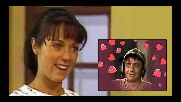 Conoce la apariencia de 'Patty', el amor imposible del 'Chavo del 8'