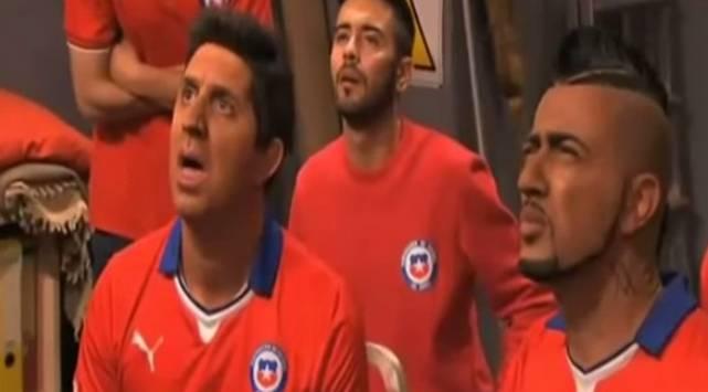 YouTube: trolean a selección chilena por no ganar una copa
