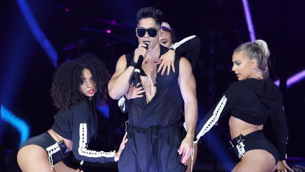 Chyno Miranda pidió a sus fans votar en 'Mira quien baila' para ayudar a niños venezolanos