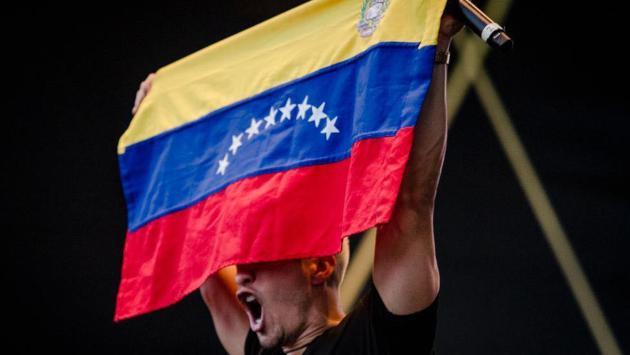 Chyno Miranda anuncia inauguración de comedor en Venezuela
