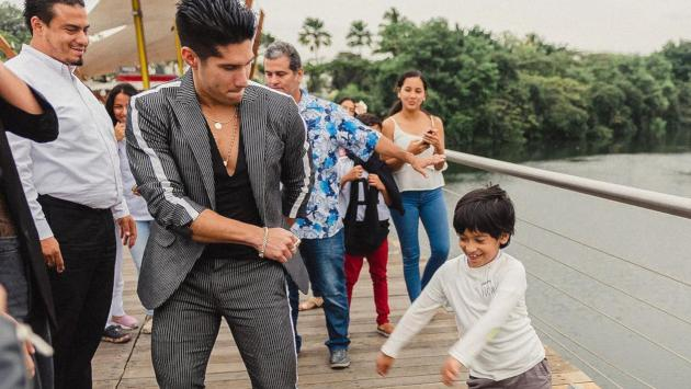 Chyno Miranda realizará campaña social para ayudar a los niños en Venezuela