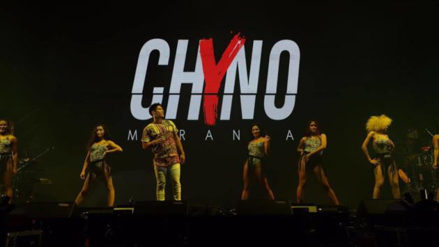 Chyno Miranda recordó el éxito de su tema 'La pastillita'