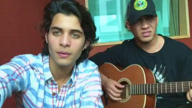¡Integrantes de CNCO interpretaron temas de J Balvin, Nicky Jam y Maluma! [VIDEO]