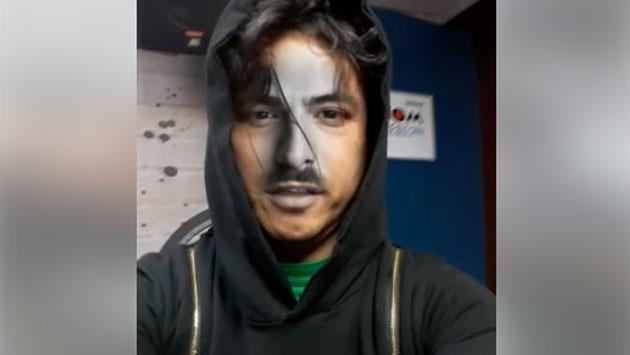 ¿Cómo? ¿Maluma llegó a Radio Moda? ¡Grítalo, Lucecita! [VIDEO]