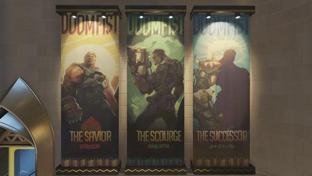 Confirmado: 'Overwatch' trae un nuevo héroe. ¿Será Doomfist?