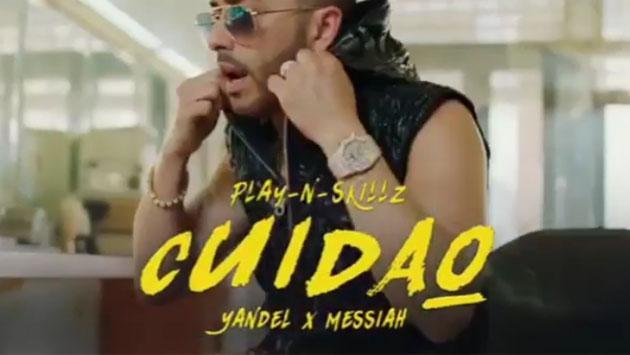 Conoce cuándo será el lanzamiento de 'Cuidao', de Yandel