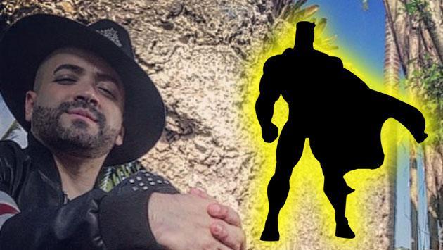 ¿Cuál es el superhéroe favorito de Nacho?
