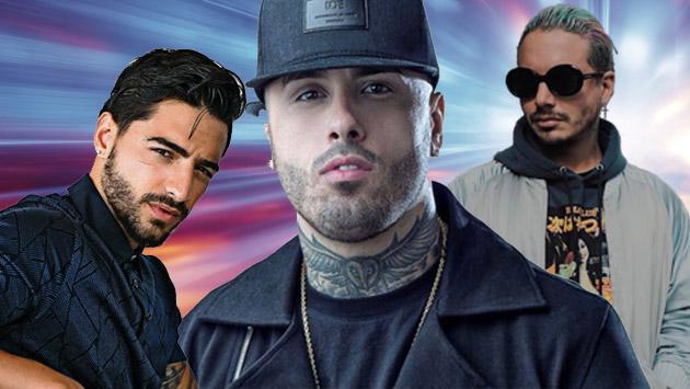 ¿Cuáles son los reggaetoneros con más seguidores en Instagram?