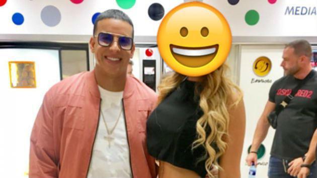 ¿Daddy Yankee junto a exintegrante de 'Combate'? [FOTO]