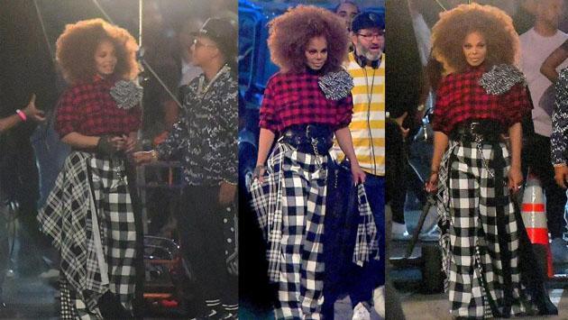 Daddy Yankee fue captado grabando junto a Janet Jackson