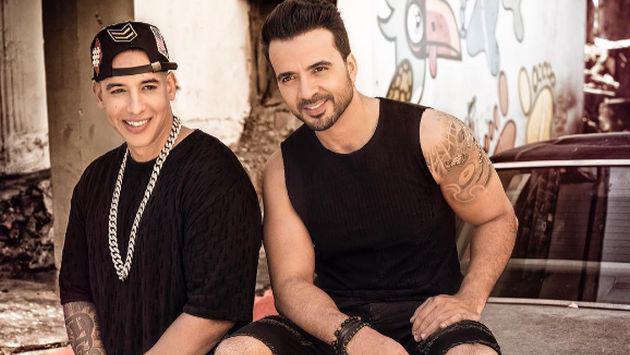¡Daddy Yankee y Luis Fonsi están imparables con 'Despacito'!