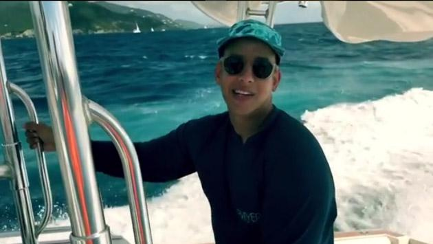 Daddy Yankee, mismo Cristobal Colón [VIDEO]