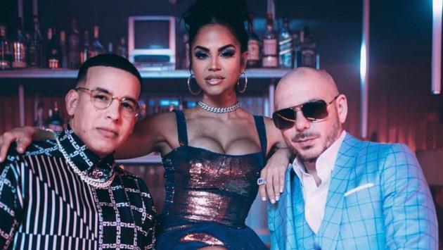 Daddy Yankee, Natti Natasha y Pitbull estarán juntos en nuevo tema