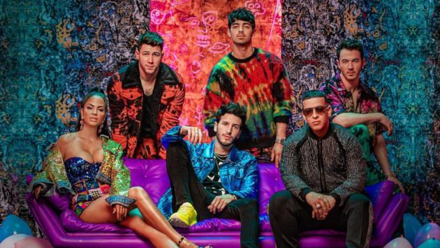 Daddy Yankee y Natti Natasha anuncian colaboración junto a Jonas Brothers y Sebastián Yatra