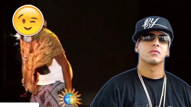 ¡Este reconocido rapero bailó al ritmo del 'Shaky shaky' de Daddy Yankee! [VIDEO]