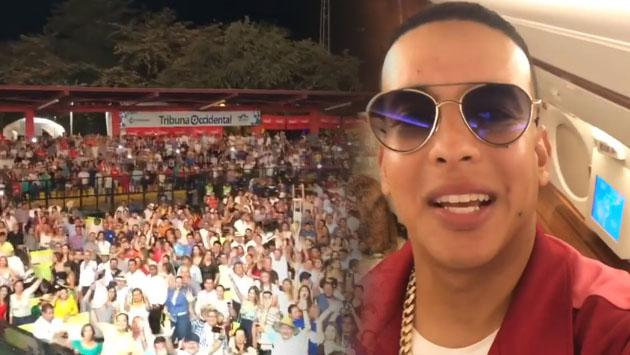 Daddy Yankee sobre Colombia: