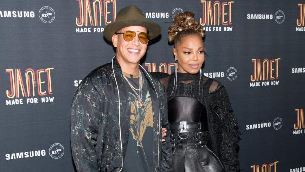 Daddy Yankee y Janet Jackson estrenan versión en español de 'Made for now'