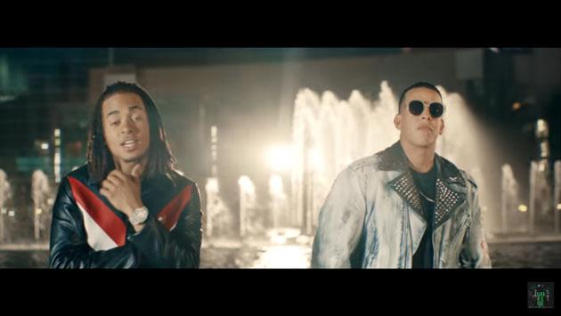 Daddy Yankee y Ozuna juntos en concierto en Argentina