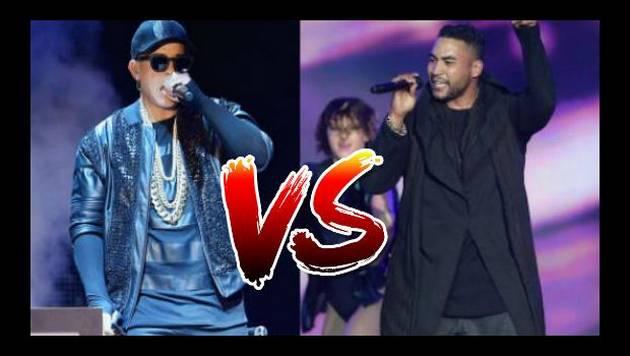 ¡Mira el espectacular versus entre Daddy Yankee y Don Omar en los Billboard!