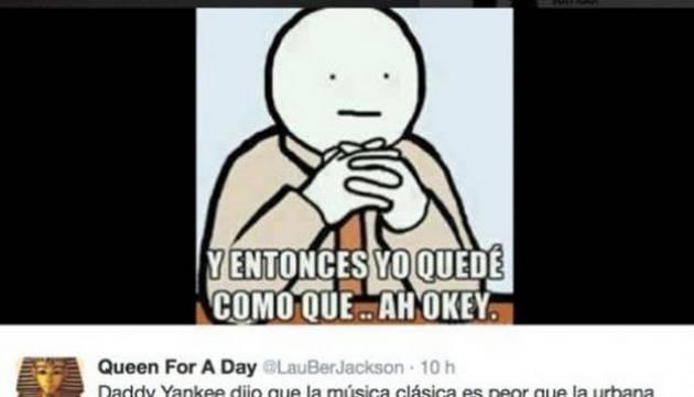 Trolean a Daddy Yankee por comentario descontextualizado