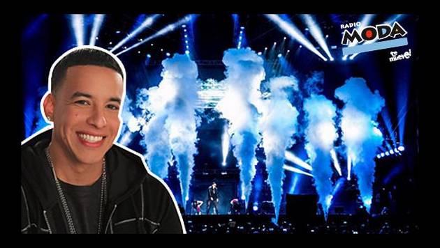 Daddy Yankee la rompió en Juntos en Concierto