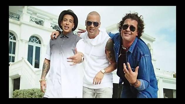 """Daddy Yankee, Wisin y Carlos Vives estrenan videoclip de """"Nota de amor"""" y es épico"""