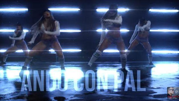 ¡El remix del 'Shaky Shaky' con Nicky Jam y 'Plan B' incluye este provocador video!