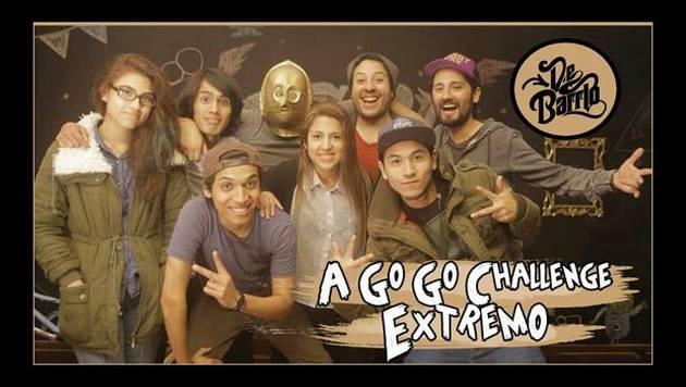 De Barrio, Andynsane, El cholo mena y Lumiere reviews juegan 'Ritmo a go go'