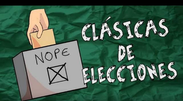 De Barrio y Las Clásicas de Elecciones