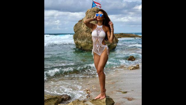Las mejores fotos de Zuleyka Rivera, la protagonista del video de 'Despacito'