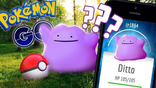 ¿Dónde encontrar a Ditto en 'Pokémon GO'? Esto respondió Niantic