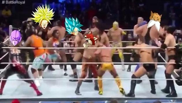 'Dragon Ball Super' se transforma en WWE Royal Rumble con el torneo de los 12 universos