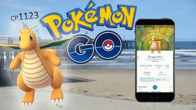 'Pokémon GO' y 3 trucos para obtener a Dragonite  en Perú
