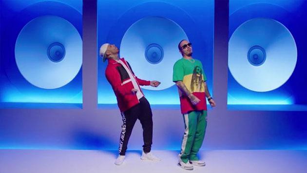 El '4x4' favorito de Nicky Jam y J Balvin