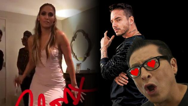 El baile más sexy al ritmo de J Balvin solo lo hace Jennifer Lopez [VIDEO]