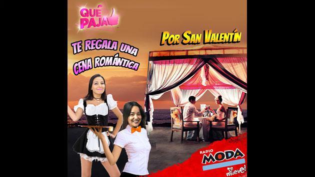El concurso por la cena romántica de '¡Qué Paja!' llegó a la gran final