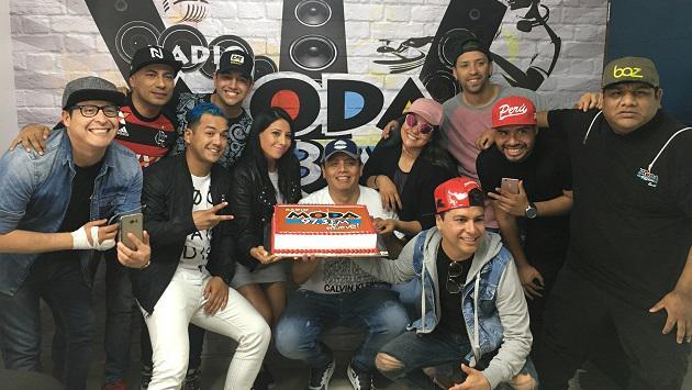 ¡El equipo de MODA celebró a lo grande su aniversario! [FOTOS y VIDEO]