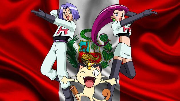 El Equipo Rocket de 'Pokémon' es fan del Perú y estos videos lo demuestran