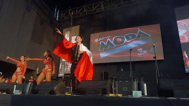 ¡El Halloween de Moda fue un éxito total con 15 mil asistentes! [FOTOS Y VIDEO]