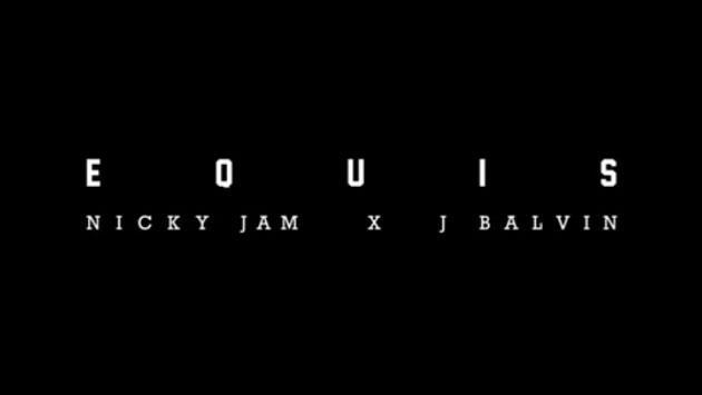 El intrigante adelanto de la nueva canción de Nicky Jam y J Balvin [VIDEO]