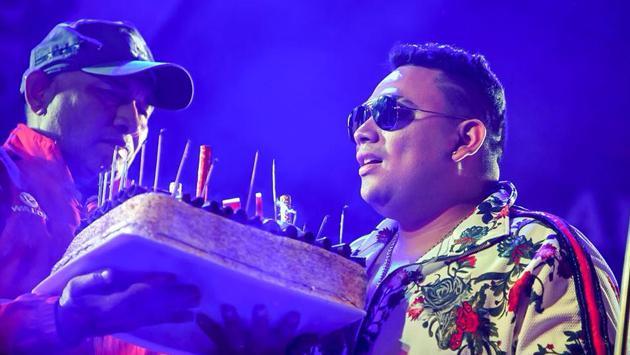 ¡El líder de Josimar y su Yambú está de cumpleaños!