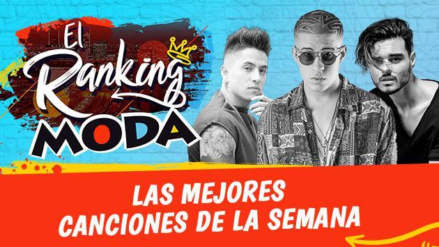 'El préstamo', de Maluma, dio una remontada espectacular en el Ranking Moda