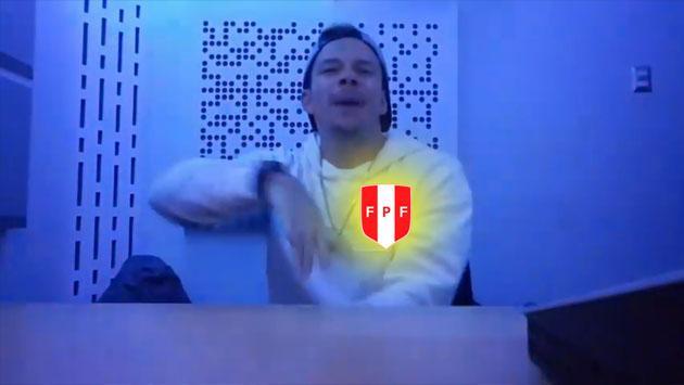 El que faltaba: Mario Hart también le canta a la selección peruana [VIDEO]
