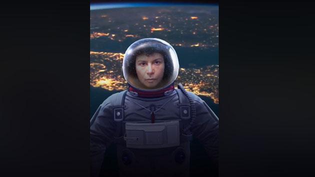 Enviamos a Jojojonathan al espacio en una importante misión [VIDEO]