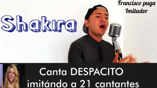 Escucha 'Despacito' con las voces de 21 cantantes diferentes [VIDEO]